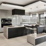 La Collezione Helle Kitchen ispirata alla suggestione di luoghi incantevoli. Cucine dedicate a chi