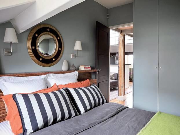 Come scegliere i colori pareti della camera da letto - Scegliere il colore della camera da letto ...