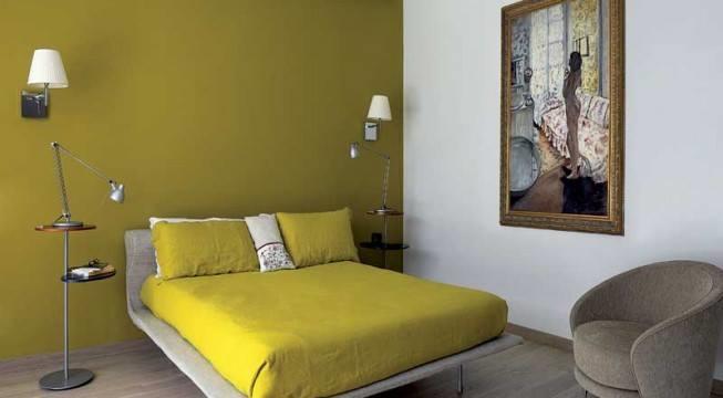 Come scegliere i colori pareti della camera da letto - Pareti stanza da letto ...