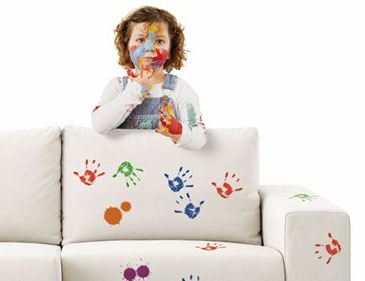 Ma i divani smacchiabili, si smacchiano davvero? (Video)