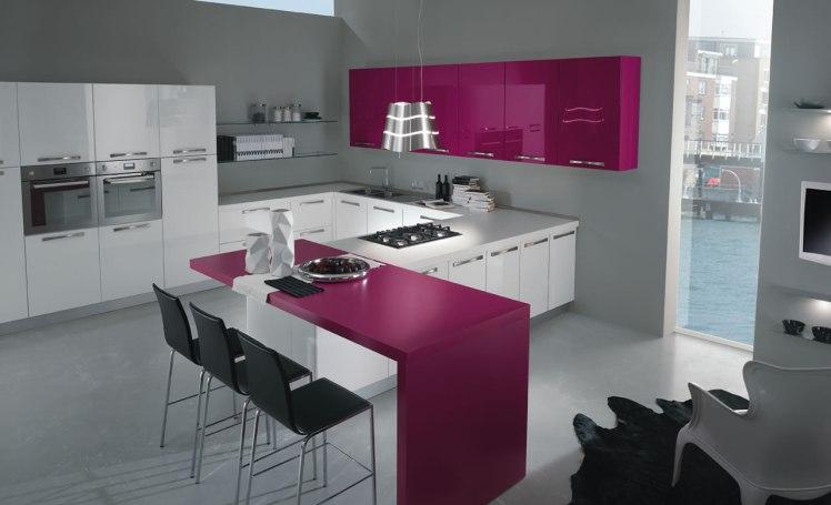 Perchè scegliere una cucina lucida? E come pulirla?