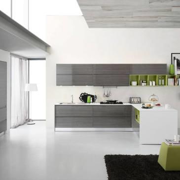 Perchè scegliere una cucina lucida? E come pulirla? – Mobili Di ...