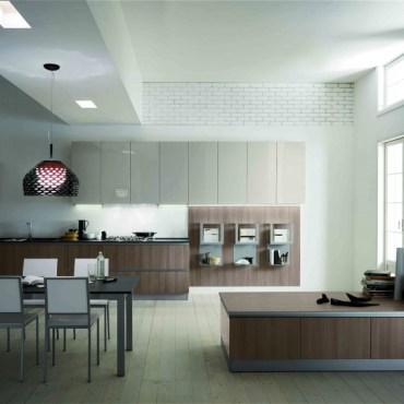 Come scegliere la forma corretta della tua cucina (lectio magistralis su 7 tipologie di composizioni)