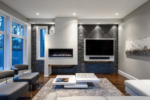 Camino e TV,il punto focale del soggiorno