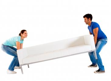 Lo sapevi che cambiare l'ordine dei mobili potrebbe metterti davvero di buonumore?