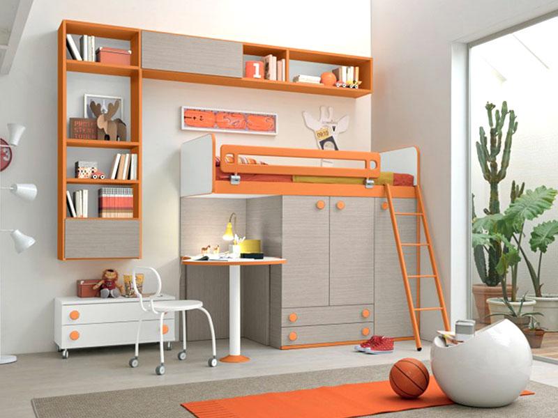 Camerette mobili di lillo scenografie d 39 interni for Arredissima camerette