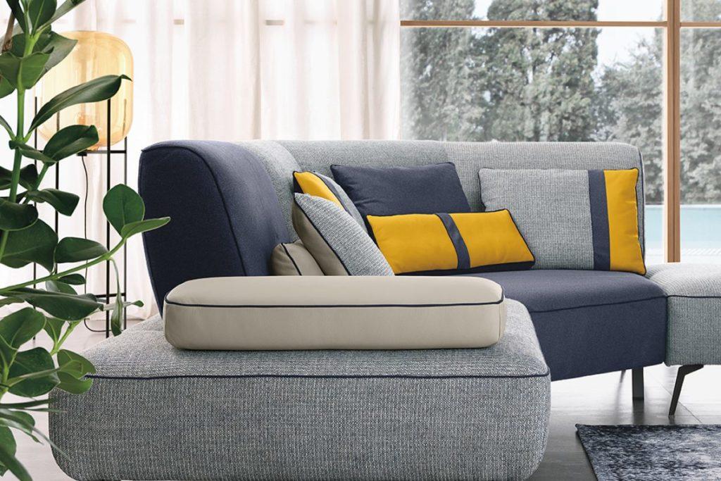m11 divano curvo mobili di lillo