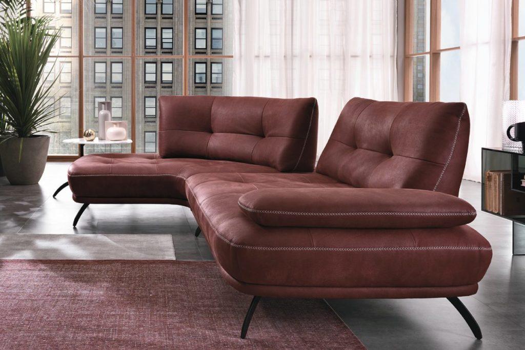 m5 divano curvo mobili di lillo