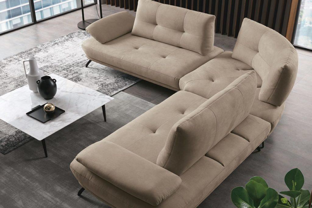m6 divano curvo mobili di lillo
