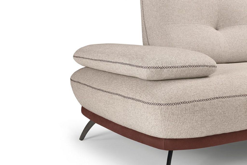 m7 divano curvo mobili di lillo