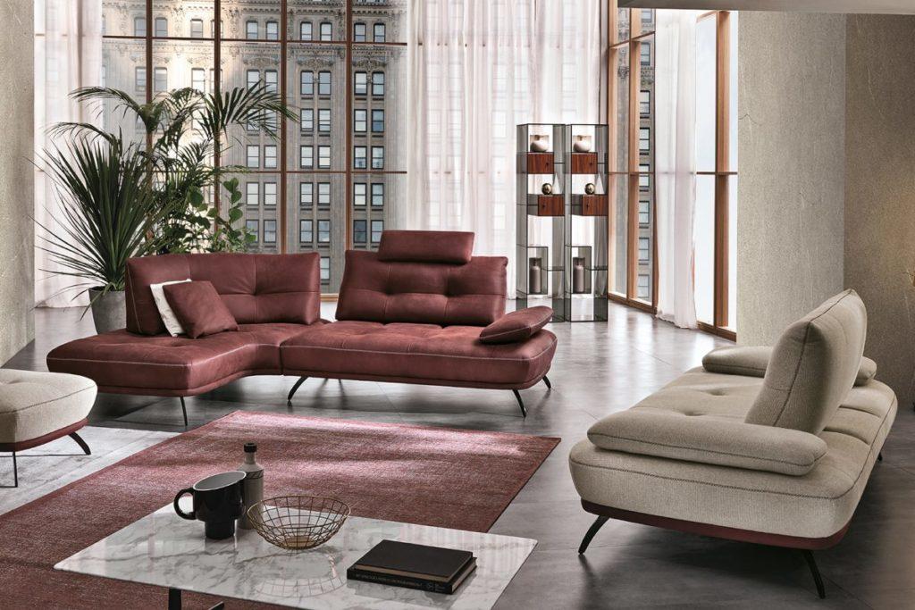m8 divano curvo mobili di lillo