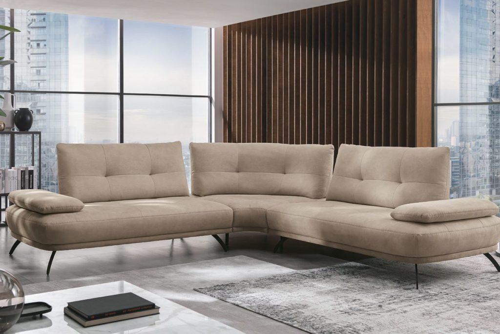 m9 divano curvo mobili di lillo